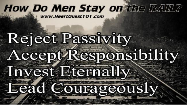 Mens Ministry Rail